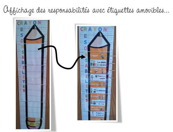 crayon responsabilités